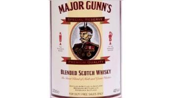 Major Gunn's