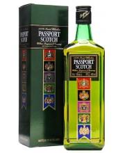 Виски Passport Scotch Пасспорт 1л