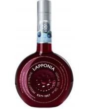 Ликер Lapponia Mustikka Лаппония Черника 0,5л