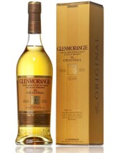 Виски Glenmorangie The Original 10 YO Гленморанджи Ориджнл 10 лет 1л