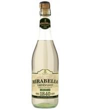 Игристое вино Mirabello Bianco Мирабелло Бьянко, Ламбруско 0,75 л