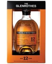 Виски Glenrothes Гленротс 12 лет в коробке 0,7л