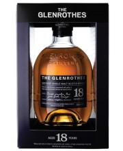 Виски Glenrothes Гленротс 18 лет в коробке 0,7л