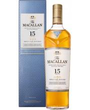 Виски Macallan 15 Years Old Triple Cask 0.7л