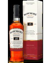 Виски Bowmore 15 YO Боумор 15 лет 0,7л