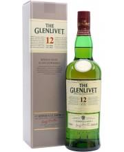 Виски Glenlivet 12 years Гленливет 12 лет 1л