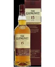 Виски Glenlivet 15 years Гленливет 15 лет 1л