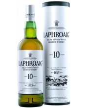 Виски Laphroaig 10 Years Лафройг 10 лет 0,7л