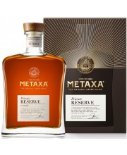 Бренди Metaxa Private Reserve в коробке 0,7 л