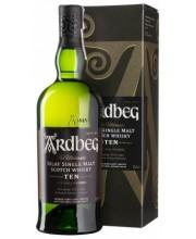 Виски Ardbeg 10 лет в коробке 0,7л