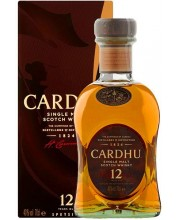 Виски Cardhu Карду 12 лет в коробке 0,7л