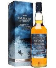 Виски Talisker Талискер Storm в коробке 0,7л