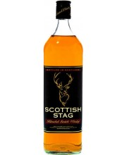 Виски Scottish Stag Скоттиш Стаг 1л