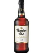 Виски Canadian Club Канадиан Клаб 1л