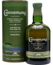 Виски Connemara Peated Original в тубе 0,7л