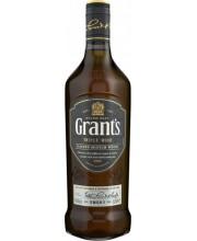Виски Grant's Triplewood Smoky 0,7л