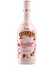 Ликер Baileys Strawberries & Cream Бейлиз Клубничный 0,7л