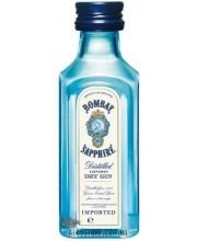 Джин Bombay Sapphire Gin PET 0.05L