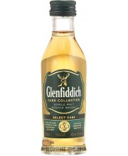 Виски Glenfiddich Select Cask 40% 0.05L
