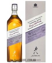 Виски Johnnie Walker Sherry Cask Finish 12 лет в коробке 1л