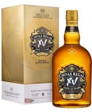 Виски Chivas Regal XV Чивас 15 лет, в коробке 0,7л