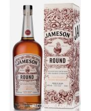 Виски Jameson Round Джемесон Раунд в коробке 1л