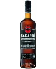 Ром Bacardi Carta Negra Бакарди Блэк 1л
