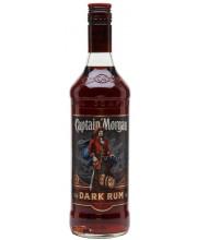 Ром Captain Morgan Dark Капитан Морган Дарк 1л