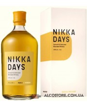 Виски Nikka Days Никка Дейс 0,7л