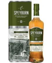 Виски Speyburn Спейбёрн 10 лет 1л