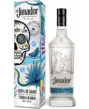 Текила El Jimador Blanco в коробке 0,7л