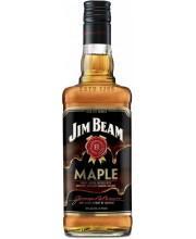 Виски Jim Beam Maple Джим Бим Клен 1л