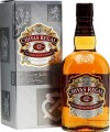 Виски Chivas Regal Чивас Ригал 12 лет выдержки, в коробке 1л