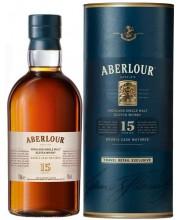 Виски Aberlour 15 Years Аберлауэр 15 лет, в коробке 1л
