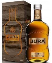 Виски Isle Of Jura 16 YO Остров Юра 16 лет 1л