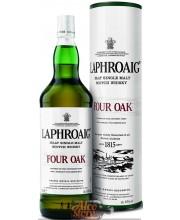 Виски Laphroaig Four Oak Лафройг 4 Дуба 1л