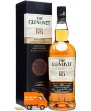 Виски Glenlivet Master Distiller's Reserve 1л