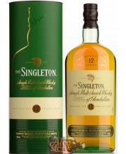 Виски Singleton Синглтон 12 лет 1л