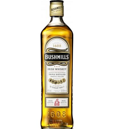 Виски Bushmills Бушмиллс Original 6 лет 1л