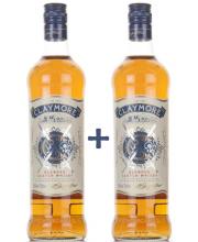 Виски Claymore Клеймор 1л х 2 шт.