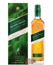 Виски Johnnie Walker Island Green в коробке 1л