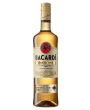 Ром Bacardi Gold Бакарди Carta Oro 1л