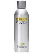 Водка Danzka Citrus Данска Цитрус 1л