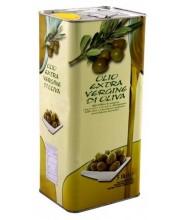 Оливковое масло Olio Extra Vergine Di Oliva Олио Экстра 5л