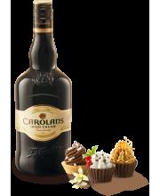 Ликер Carolans Irish Cream Кэроланс Айриш Крем 1л