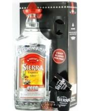 Набор Sierra Silver Сиерра Сильвер 1л + 2 стопки