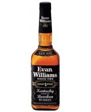 Виски Evan Williams 7YO Эван Вильямс 7 лет 1л