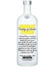 Водка Absolut Citron Абсолют Лимон 1л